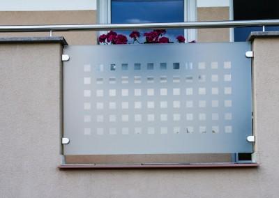 00005 Steklene ograje